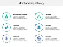 Merchandising Strategy Ppt Powerpoint Presentation Professional Ideas Cpb