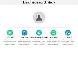 Merchandising Strategy Ppt Powerpoint Presentation Summary Gridlines Cpb