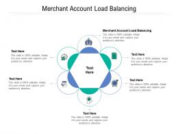 Merchant Account Load Balancing Ppt Powerpoint Presentation Introduction Cpb