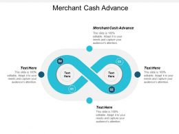 Merchant Cash Advance Ppt Powerpoint Presentation Icon Visual Aids Cpb