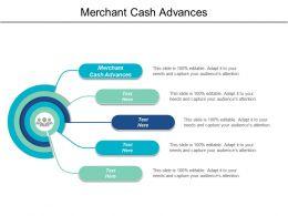 Merchant Cash Advances Ppt Powerpoint Presentation Layouts Templates Cpb
