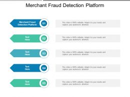 Merchant Fraud Detection Platform Ppt Professional Example File Cpb