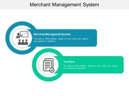 Merchant Management System Ppt Powerpoint Presentation Infographics Format Cpb