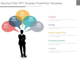 Merchant Plan Ppt Template Powerpoint Templates