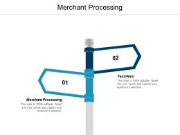 Merchant Processing Ppt Powerpoint Presentation Infographic Template Graphics Download Cpb