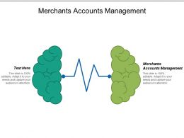 Merchants Accounts Management Ppt Powerpoint Presentation Infographic Template Graphic Tips Cpb