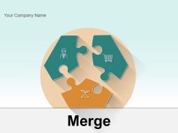 Merge Horizontal Arrows Processes Product Service Customer