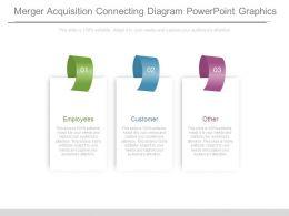 merger_acquisition_connecting_diagram_powerpoint_graphics_Slide01
