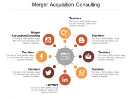 Merger Acquisition Consulting Ppt Powerpoint Presentation Portfolio Format Cpb