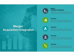 Merger Acquisition Integration Ppt Powerpoint Presentation Inspiration Layouts Cpb