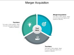 Merger Acquisition Ppt Powerpoint Presentation Icon Mockup Cpb