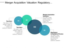 Merger Acquisition Valuation Regulatory Compliance Process Customer Retention Cpb