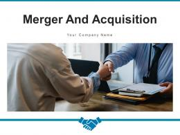 Merger And Acquisition Illustrating Arrow Process Target Framework Evaluation Performance