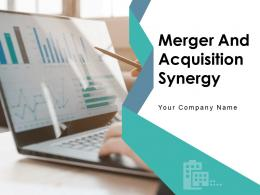 Merger And Acquisition Synergy Opportunities Improvement Investment Optimization Arrow