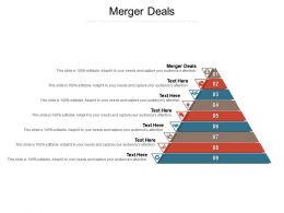 Merger Deals Ppt Powerpoint Presentation Ideas Example Cpb