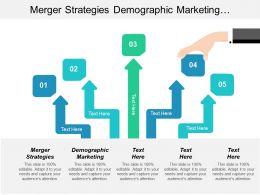 Merger Strategies Demographic Marketing Consumer Goods Innovation Process Cpb