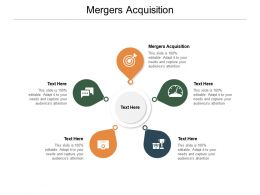 Mergers Acquisition Ppt Powerpoint Presentation Pictures Layout Cpb