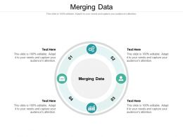 Merging Data Ppt Powerpoint Presentation Styles Clipart Images Cpb