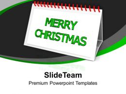 Merry Christmas Business PowerPoint Templates PPT Themes And Graphics 0113