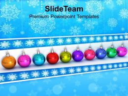 Merry Christmas PowerPoint Templates PPT Backgrounds For Slides 1113