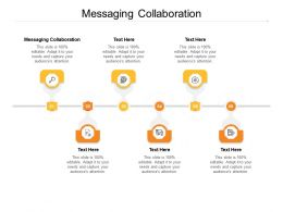 Messaging Collaboration Ppt Powerpoint Presentation Summary Clipart Cpb