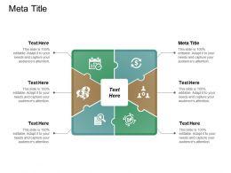 Meta Title Ppt Powerpoint Presentation Portfolio Design Templates Cpb