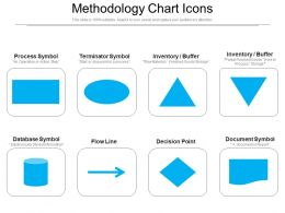 Methodology Chart Icons