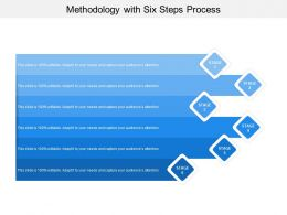 Methodology With Six Steps Process