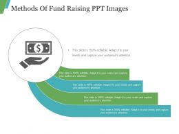 Methods Of Fund Raising Ppt Images