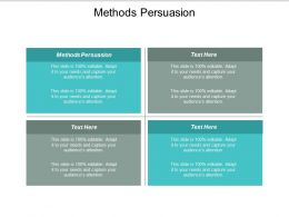 Methods Persuasion Ppt Slides Designs Cpb