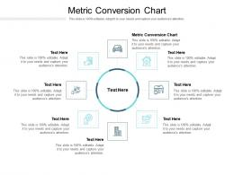 Metric Conversion Chart Ppt Powerpoint Presentation Infographics Brochure Cpb