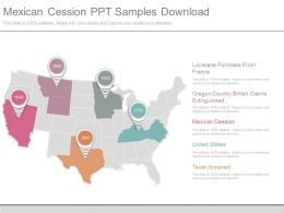mexican cession ppt samples download