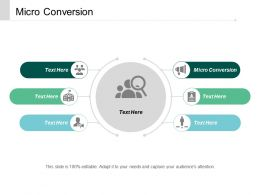Micro Conversion Ppt Powerpoint Presentation Infographic Template Graphic Images Cpb