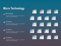 Micro Technology Ppt Powerpoint Presentation Styles Themes