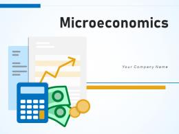 Microeconomics Financial Organizational Business Expansion Industrial Growth