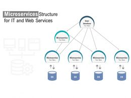Microservices Structure For It And Web Services