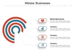 Midsize Businesses Ppt Powerpoint Presentation Pictures Clipart Images Cpb