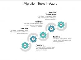 Migration Tools In Azure Ppt Powerpoint Presentation Portfolio Backgrounds Cpb