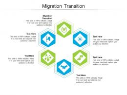 Migration Transition Ppt Powerpoint Presentation Gallery Background Images Cpb