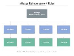 Mileage Reimbursement Rules Ppt Powerpoint Presentation File Tips Cpb