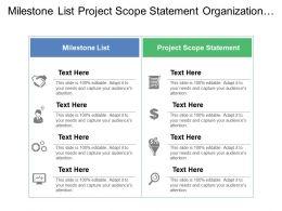 milestone_list_project_scope_statement_organizational_process_assets_Slide01