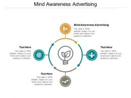 Mind Awareness Advertising Ppt Powerpoint Presentation Layouts Tips Cpb