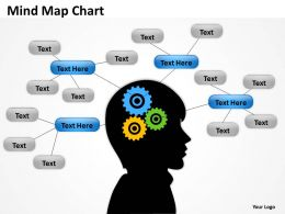 mind map brain