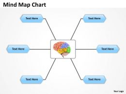 Mind Map business Chart