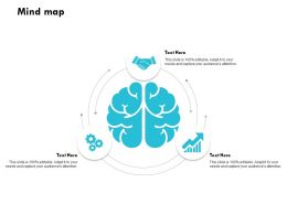 Mind Map Business Management K257 Ppt Powerpoint Presentation Infographics Icon