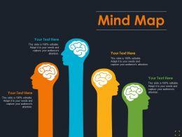 Mind Map Design Rationale Ppt Summary Background