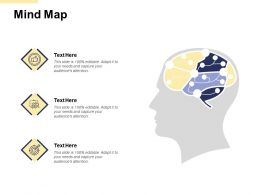 Mind Map Knowledge B110 Ppt Powerpoint Presentation File Visuals