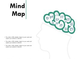 Mind Map Knowledge C724ppt Powerpoint Presentation Slide Download