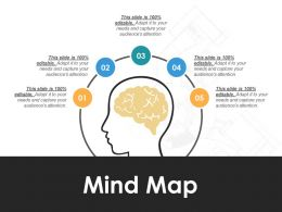 Mind Map Knowledge F498 Ppt Powerpoint Presentation Pictures Background Images