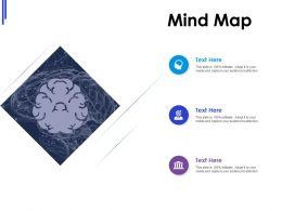 Mind Map Knowledge L630 Ppt Powerpoint Presentation Professional Slide Portrait